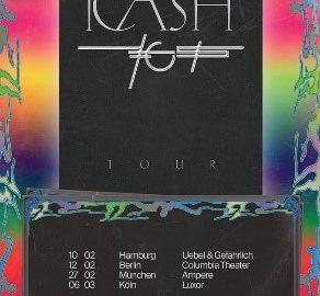 Konzerte des estnischen Rappers Tommy Cash in Deutschland