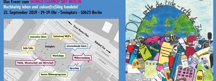 World Cleanup Day in Deutschland