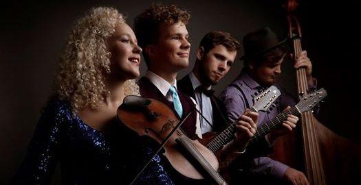 Deutschland-Tour der Band Curly Strings