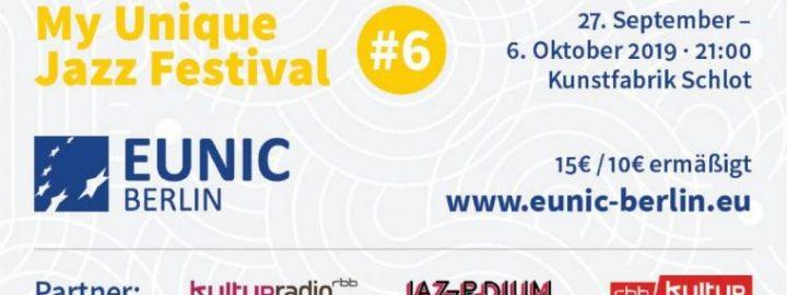 EUNIC Jazz Fest – Jaak Sooäär aus Estland