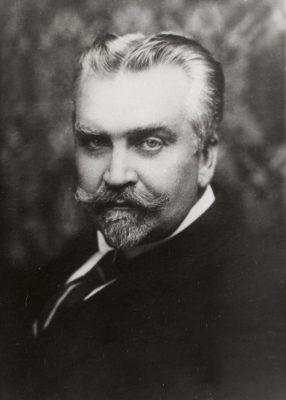 Karl Menning. Foto: Estnisches Nationalarchiv