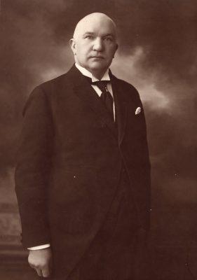 Friedrich Akel. Foto: välisministeeriumi arhiiv