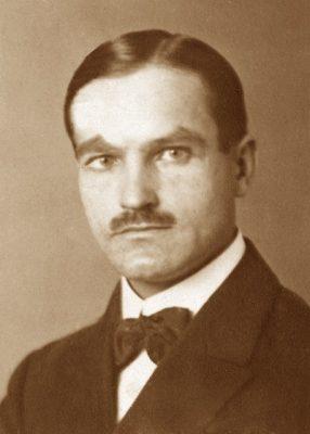 Karl Tofer. Foto: Archiv des Außenministeriums