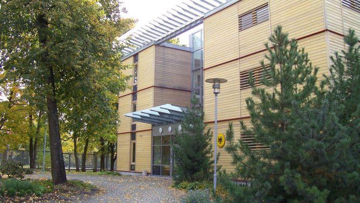 Saksamaa suursaatkond aadressil Toom-Kuninga 11. Foto: Saksa saatkond Tallinnas
